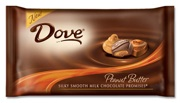 dove peanutbutter bar