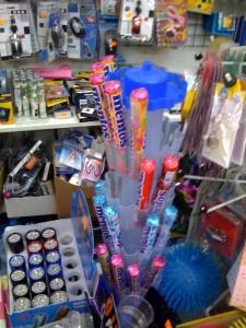mentos candy dispenser