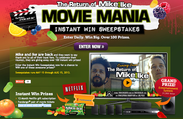 mikeandikecontest