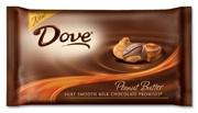 dove peanutbutter bar