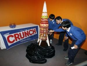 CrunchSculpture