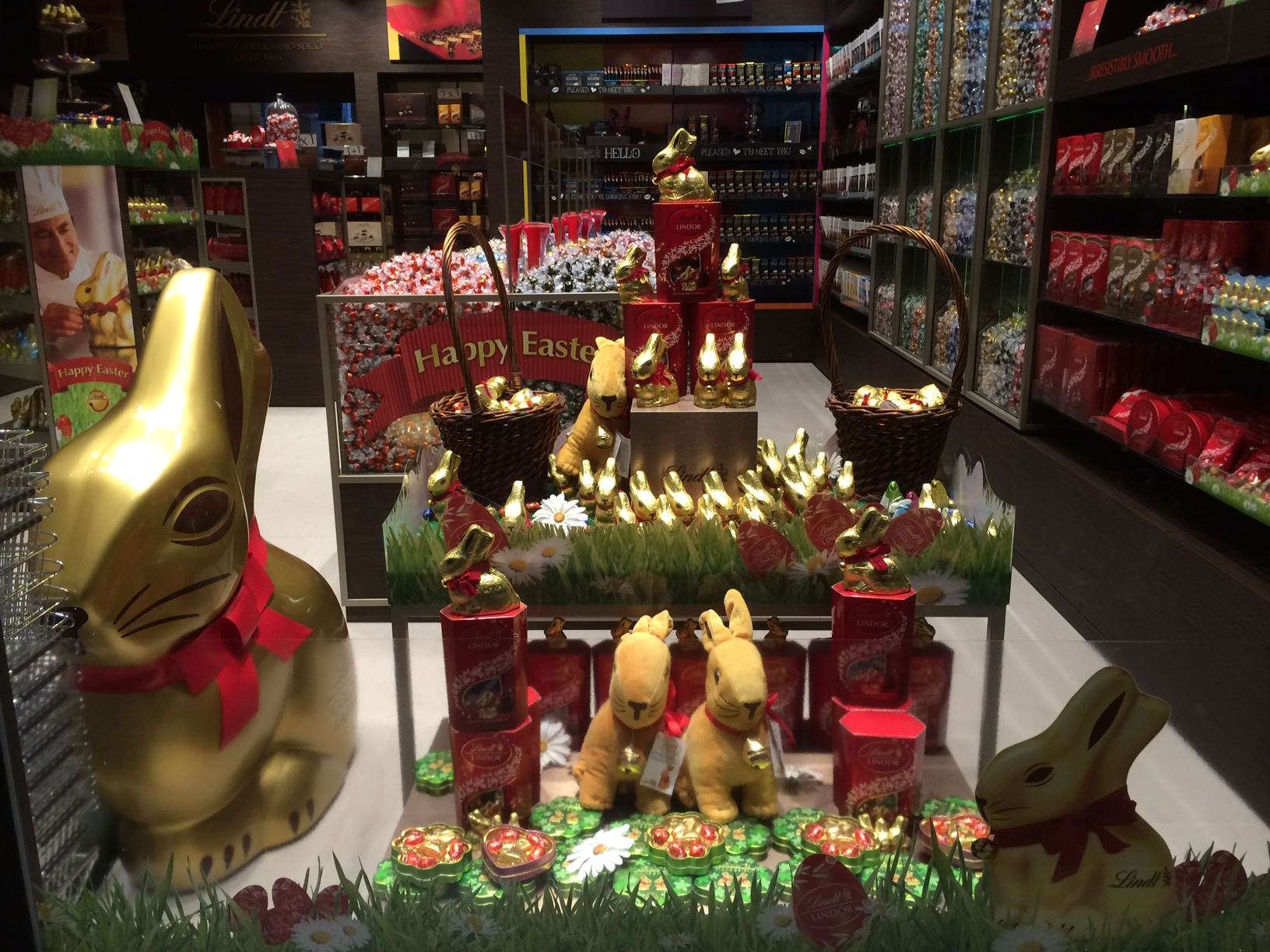 Happy Lindt Easter!!