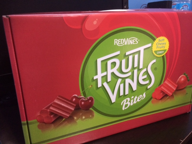 Fruit Vines Bites Review Yummmm!
