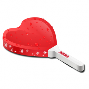 freezable lollipop