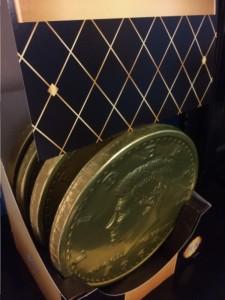 Palmer Chocolate Coin